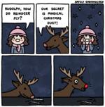 Magical secret