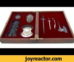 Dark Souls II Japanese Collector's Edition Miniature Weapon Set Introduction Video,Games,,http://www.darksouls.jp/pc/collectorsedition.html