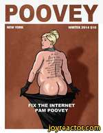 POOVEYNEW YORKWINTER 2014 $10FIX THE INTERNET PAM POOVEY
