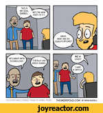 THIS COMIC MADE POSSIBLE THANKS TO DARREL TROXELTHEUNDERFOLD.COM By BRIAN RUSSELL
