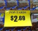 chocolate Fudp?Chocolate FudjS'morcsPOP-TARDS