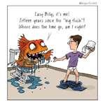 "@bognur tcreek.Easy p{||i|; it'i me! fifteen ijeari iince the ""bi^ flu^h""! Where doe.s the time jo, am / ridht?"