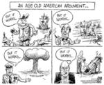AN AGE OLD AMERICAN ARGUMENT...(i:XSCA&eCARfOOr'&rCVtwew^asi#