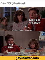 *New FIFA gets released*