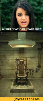 which seat can i take