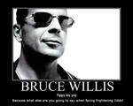 Bruce willis yippy kiy yay