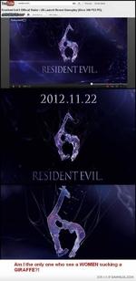 Resident Evil 6 Official Trailer