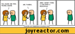 YOU MAKE ME FEEL YOUNG AGAIN. )AW, THANKS. VAND 1 DON'T THINK I CAN DATE A PEDOPHILE.ft)Cyanide and Happiness  Explosm.net f